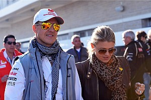 Formula 1 Breaking news Experts say Schumacher recovery now unlikely