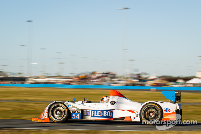 James Gue joins Bennett and Braun at CORE autosport for Sebring