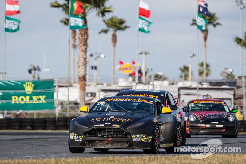 TRG-AMR readies for Sebring
