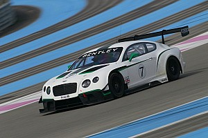 Blancpain Endurance Testing report Official Blancpain GT Series test days whet appetite for exciting season