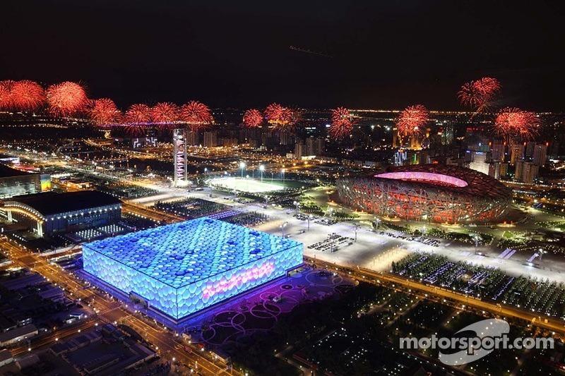 Wraps come off circuit design for Beijing Formula E GP