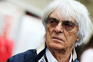Formula 1 Breaking news Ecclestone admits 2014 could be last as F1 supremo