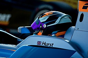 F3 Europe Breaking news Hector Hurst steps up to FIA Formula 3 European Championship with Team West-Tec