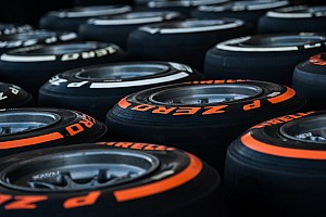 Formula 1 Preview Pirelli: P Zero Orange hard and  White medium makes its debut at Sepang