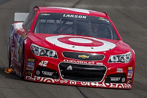NASCAR Cup Preview Chip Ganassi cars ready for the paperclip