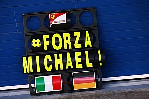 Formula 1 Breaking news Ex F1 doctor thinks 'really bad news' about Schu coming