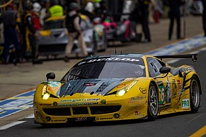 Le Mans Breaking news JMW and Taisan Ferraris replace Viper entries for Le Mans 2014