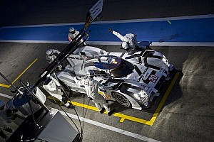 WEC Testing report Season preparations in final stages: Porsche 919 Hybrid in Paul Ricard