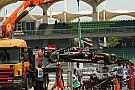 Frustrating first day of the Malaysian Grand Prix for Lotus team