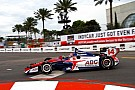 Sato on top in St. Pete