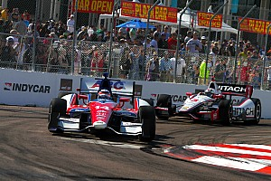 IndyCar Race report St. Petersburg: A disappointing finish for Takuma Sato