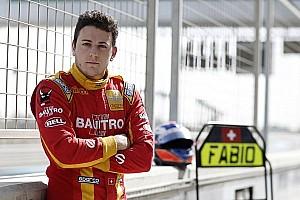 WEC Breaking news Fabio Leimer joins Rebellion Racing for the season