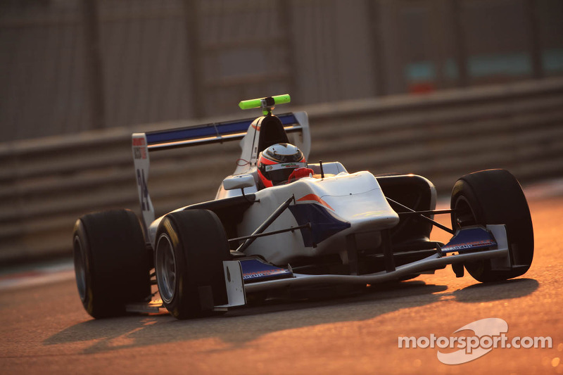 Hilmer Motorsport signs Ivan Taranov for GP3 Series