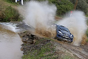 WRC Stage report M-Sport: Rally de Portugal, midday quotes, Day 3
