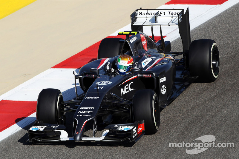 Sauber: Low performance reflected in the qualifying result for tomorrow's race in Bahrain