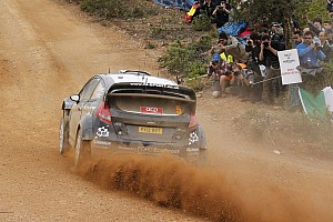 WRC Stage report Hirvonen still in the fight in Portugal