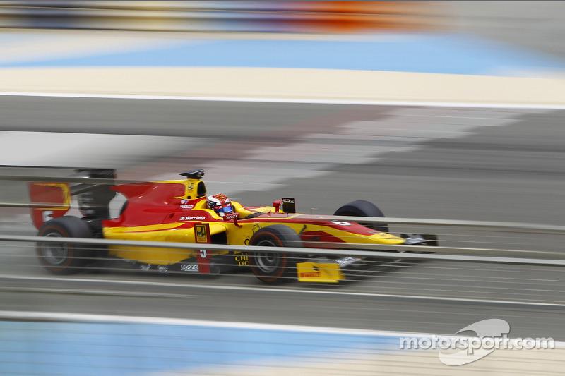 Unfortunate debut for Marciello in Bahrain