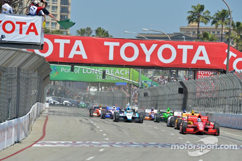 Verizon IndyCar Series returns to Long Beach