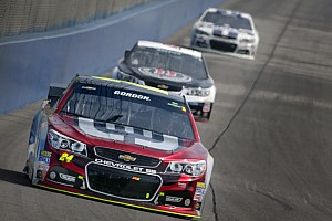 NASCAR Cup Race report Chevrolet narrowly misses victory sweep in Texas