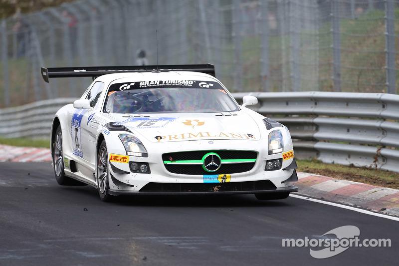Primat qualifies for Nurburgring 24 Hours ahead of Blancpain Endurance Series opener