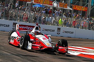 IndyCar Interview Montoya looks forward and doesn't dwell on the past