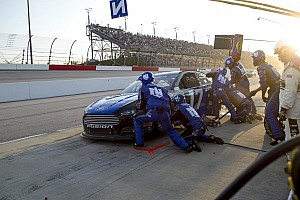NASCAR Cup Race report Stenhouse Jr. finishes 20th at 'The Lady in Black'