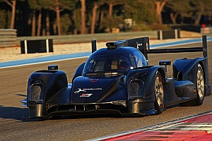 WEC Breaking news The Rebellion R-One LM P1 takes to the track