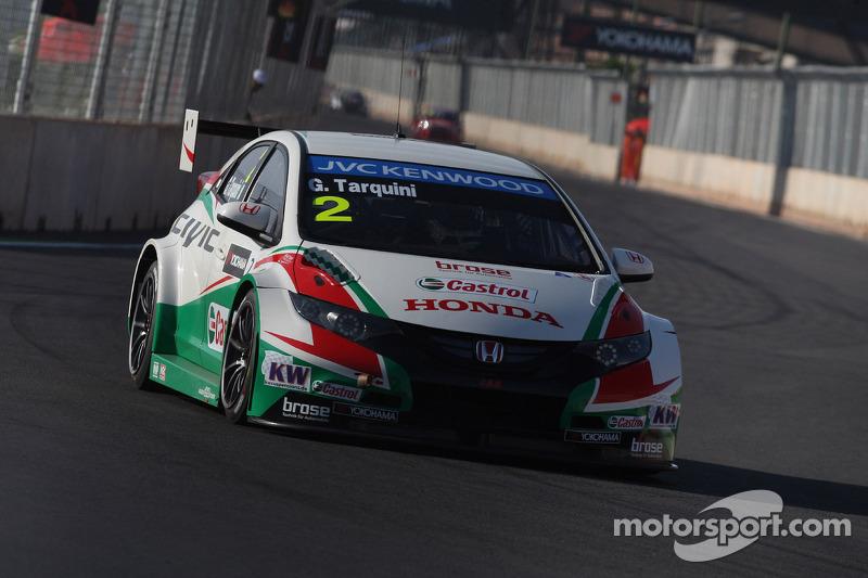 Honda's race to race is won!