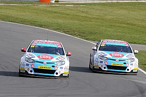 BTCC Race report Jason Plato heads an MG 1-2 in race one