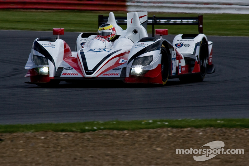 JOTA Sport suffers huge disappointment in 'home' Silverstone race