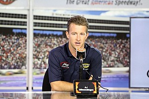 NASCAR Cup Allmendinger ready for Richmond