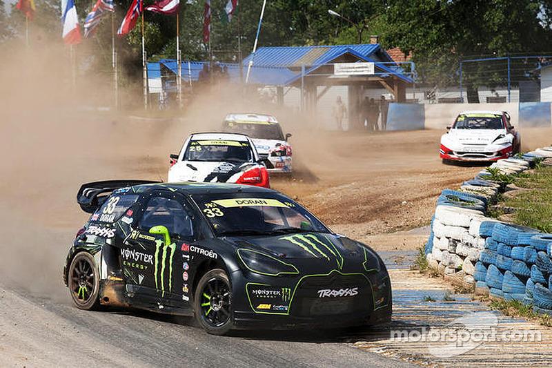 Teams in high spirits ahead of World RX season