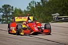 KV AFS Racing driver Saavedra qualifies 13th at the Honda Indy Grand Prix of Alabama