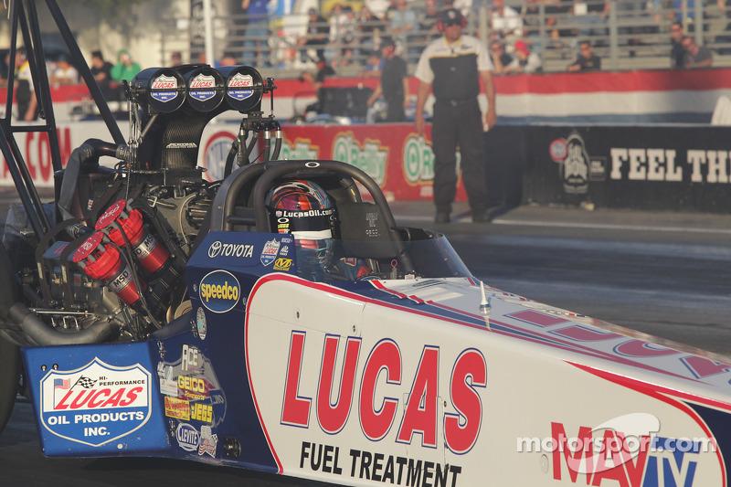 Lucas Oil extends multi-level partnership with NHRA