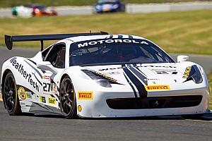 Ferrari Race report McKenzie, Perez take Ferrari Challenge Trofeo Pirelli victories in Sonoma