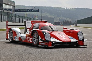 WEC Preview Rebellion Racing heads to the 6 Hours of Spa as an extension of the development of the new R-One