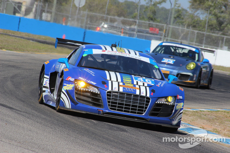 Fall-Line Motorsports heads to Laguna Seca with 'The Charlies' in GTD