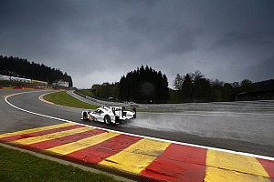 WEC Qualifying report Porsche claims first WEC pole position at Spa