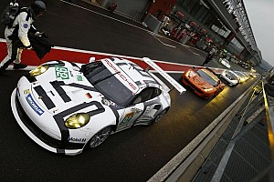 WEC Race report Porsche clinches second in GTE-Pro after remarkable charge at Spa