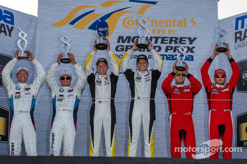 With a Podium, Risi Competizione leads the way for Ferrari in Monterey