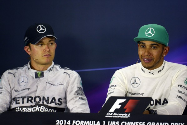 Haug predicts 'close duel' for Mercedes duo