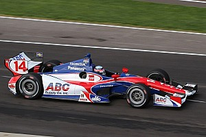 IndyCar Practice report Foyt drivers Sato and Plowman hot at Indianapolis