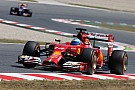 Ferrari on Friday practice for the Spanish GP: Busy on track and in the pits