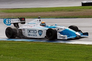 Indy Lights Race report Brabham claims emphatic Indy Lights victory at Indianapolis