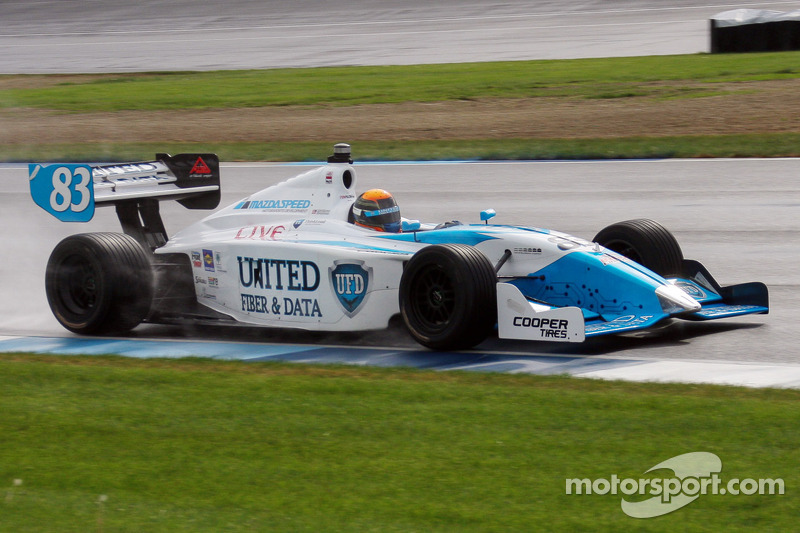 Brabham claims emphatic Indy Lights victory at Indianapolis