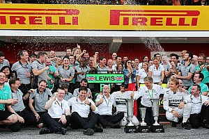 Formula 1 Breaking news Spotlight on Mercedes as rivals give up hope