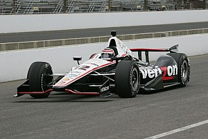 IndyCar Practice report Team Chevy at Indianapolis: Day 2 recap