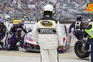 NASCAR Cup Breaking news NASCAR technology showcased at front end of innovation