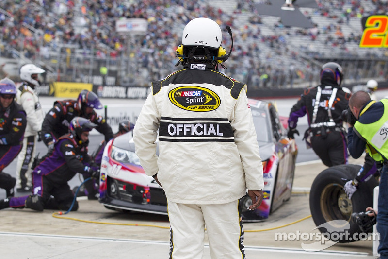 NASCAR technology showcased at front end of innovation