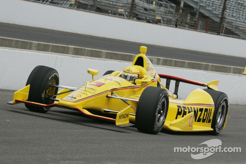 In their own words: Chevrolet drivers weight in on Indy 500 practice